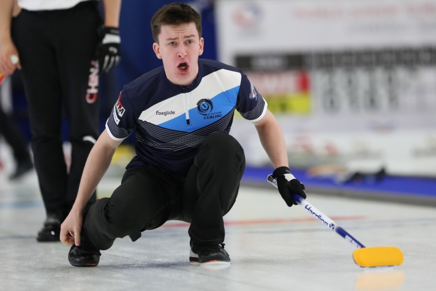 Scotland head men's round robin standings at World Junior Curling Championships as unbeaten start continues