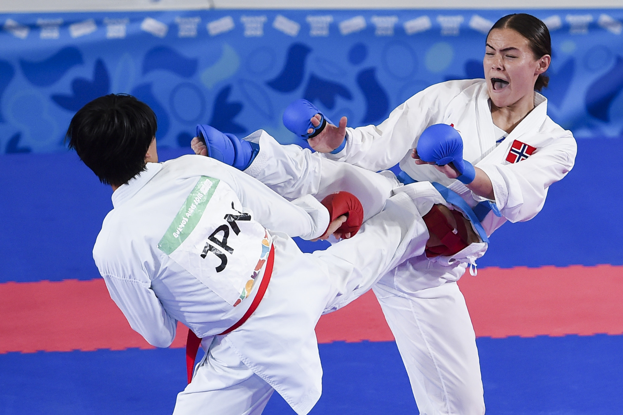 Karate was among the new additions to the sport programme for the Buenos Aires 2018 Summer Youth Olympic Games ©Getty Images