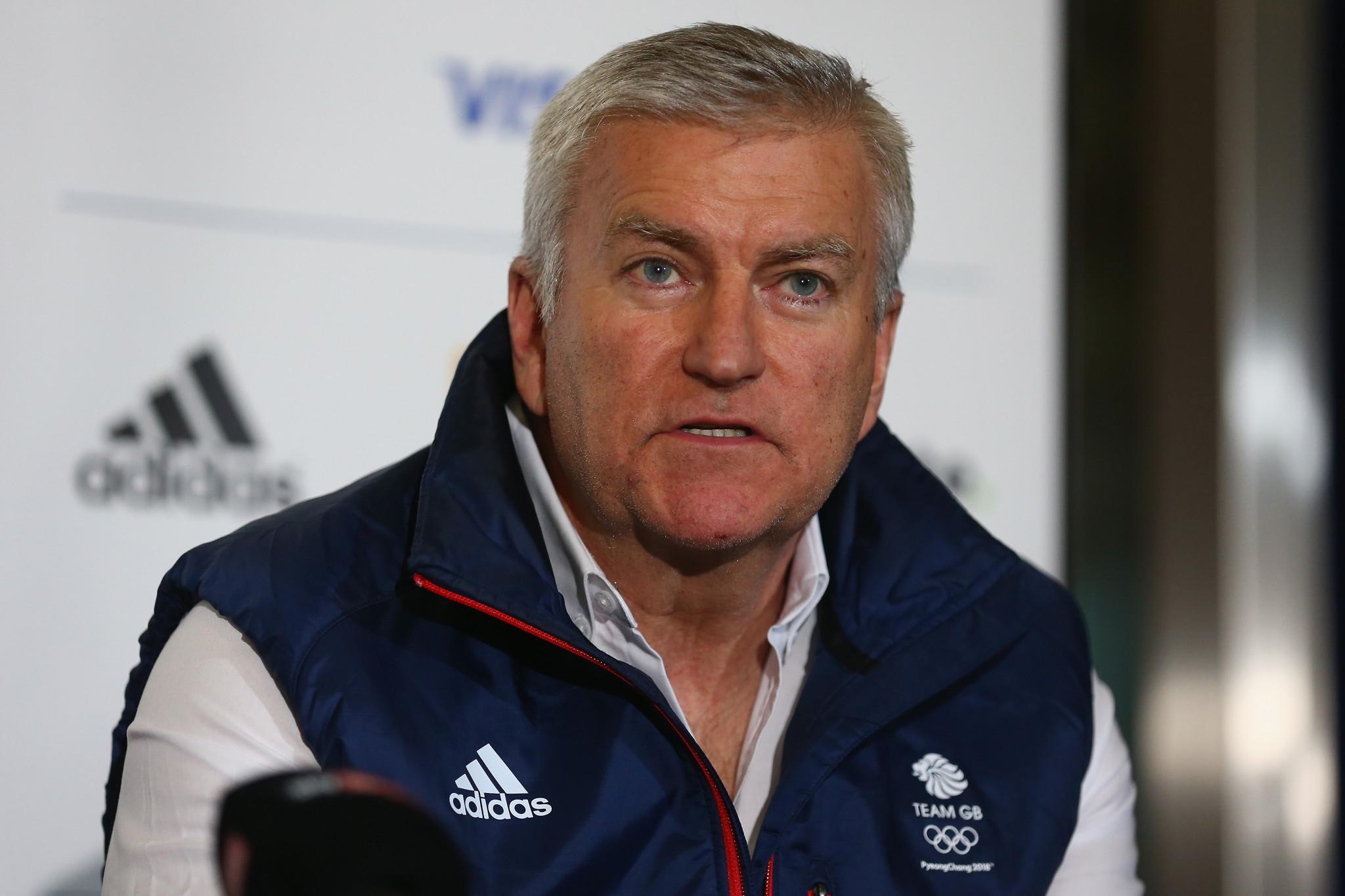 British Olympic Association chief executive Sweeney leaving for RFU