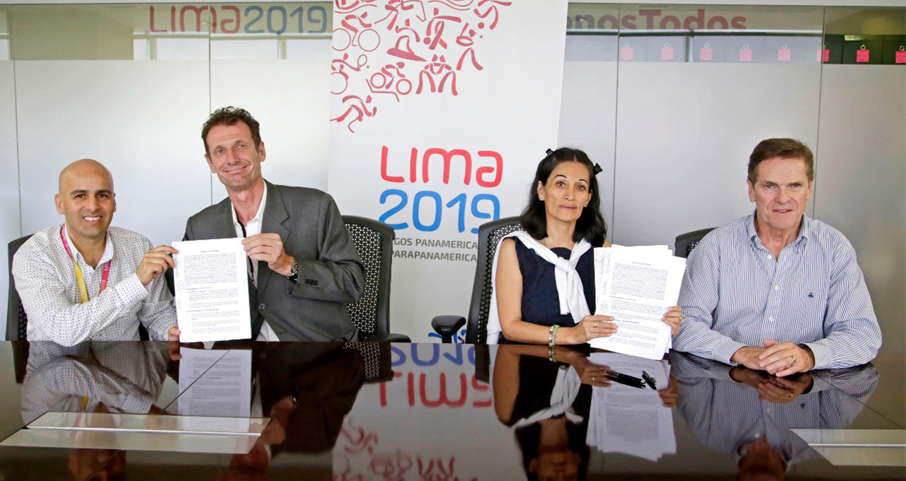 Lima 2019 organisers sign deal to create official chocolate for Pan American Games