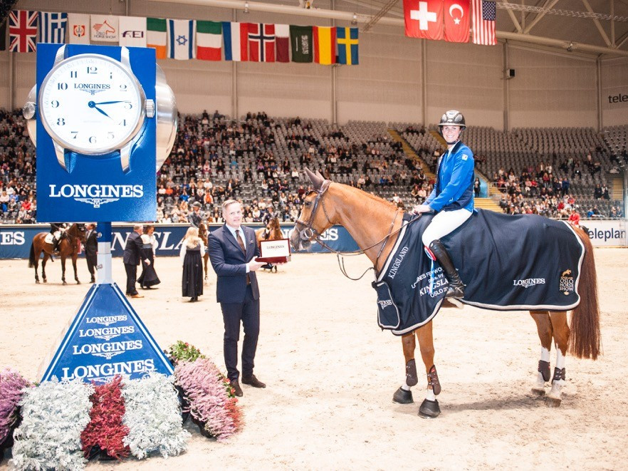 France's Leprevost triumphs at opening leg of FEI Jumping Western European League in Oslo
