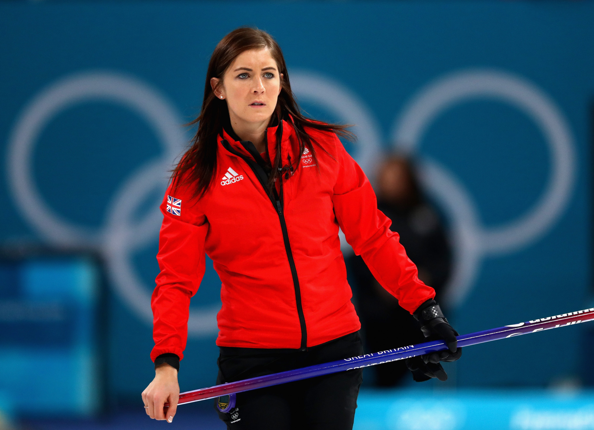 Eve Muirhead led Britain's women's team at last year's Winter Olympics in Pyeongchang ©Getty Images