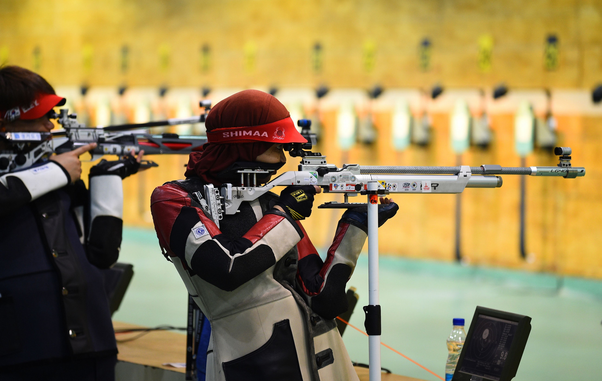 Competition at the ISSF World Cup is due to start on Saturday and will last for seven days until February 27 ©Getty Images