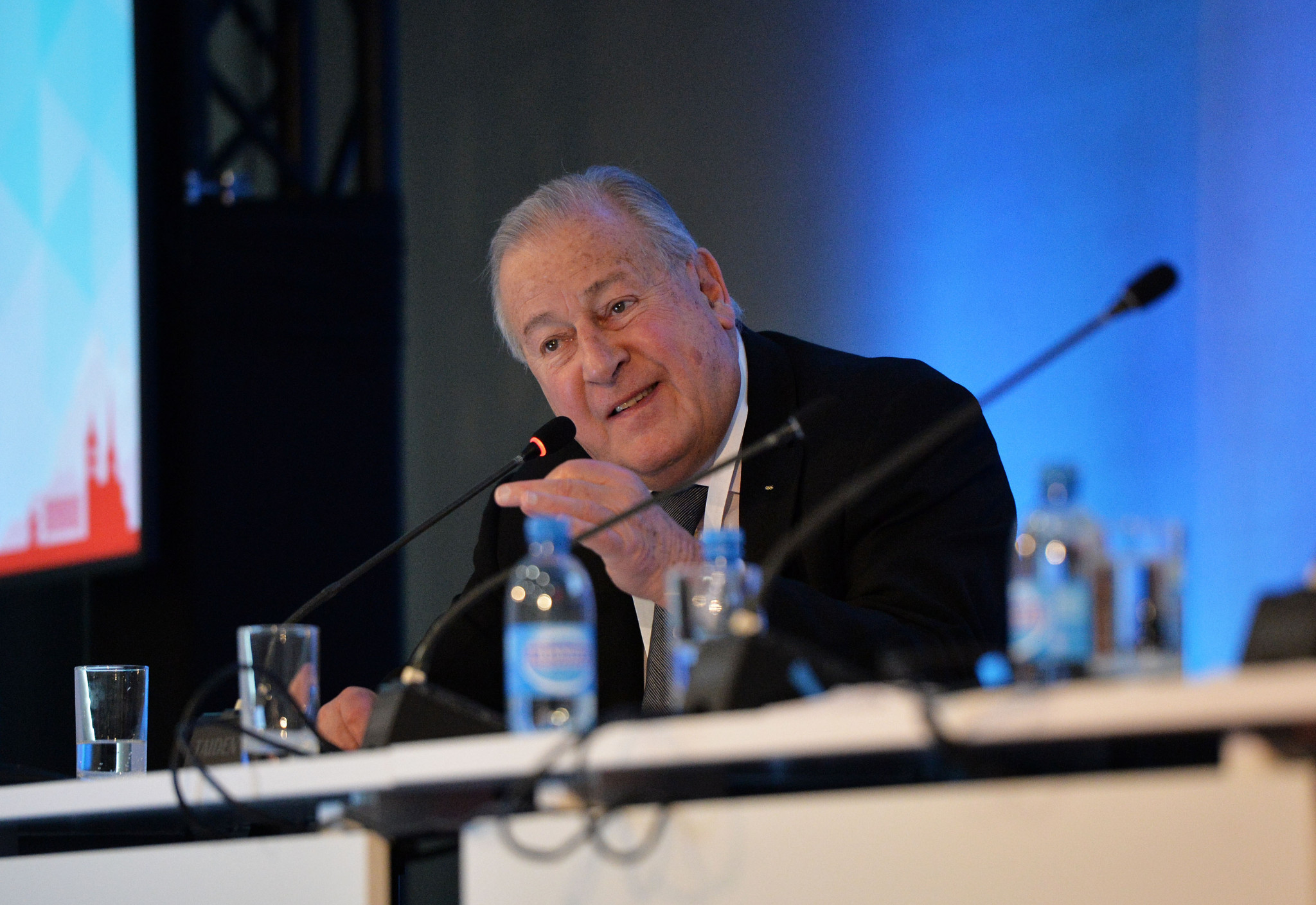 Former IOC director general François Carrard is among the members elected to the Gymnastics Ethics Foundation Council ©Getty Images
