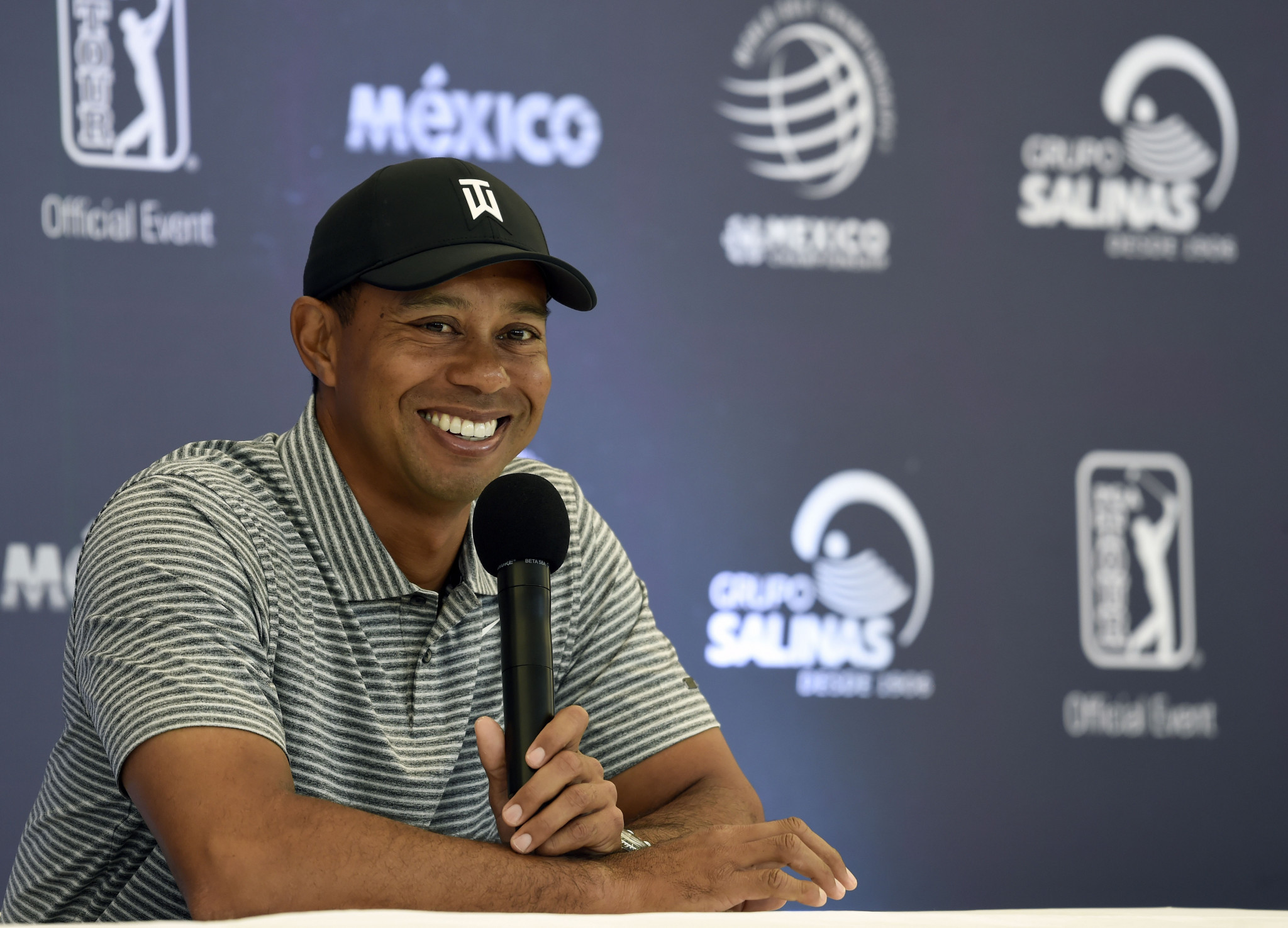 Woods excited for Mexico debut at WGC-Mexico Championship