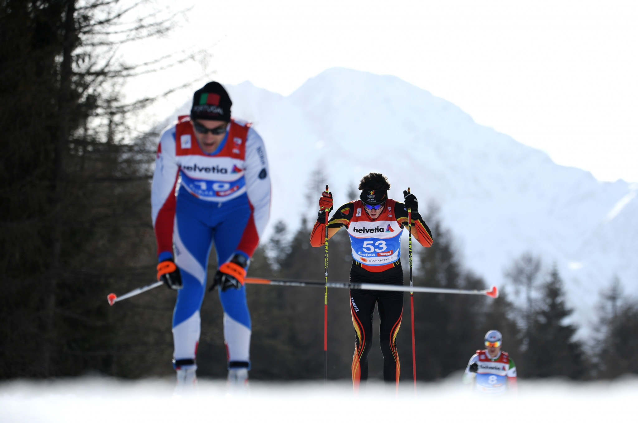 FIS Nordic Ski World Championships begins with cross-country qualifying and Opening Ceremony