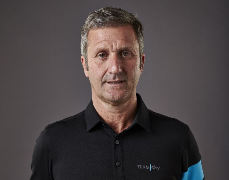Richard Freeman previously worked for Team Sky and British Cycling ©Getty Images