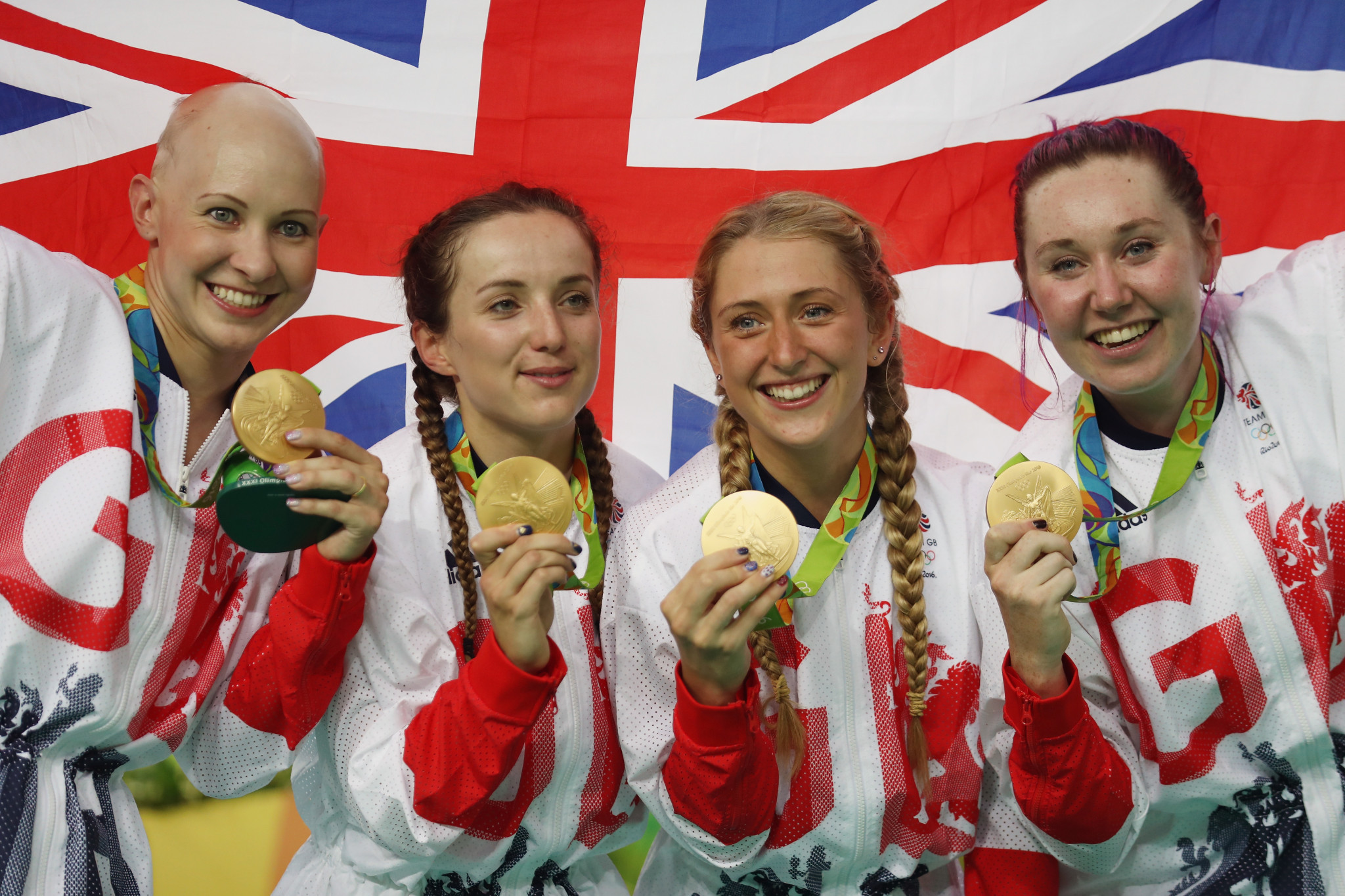 Britain finished second in the medals table at Rio 2016 ©Getty Images