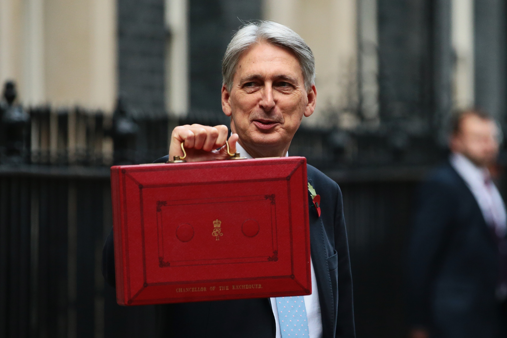 If Britain is to receive the necessary funding to challenge the United States at the top of the medals table then they will need UK Chancellor Philip Hammond to back them with extra funding ©Getty Images