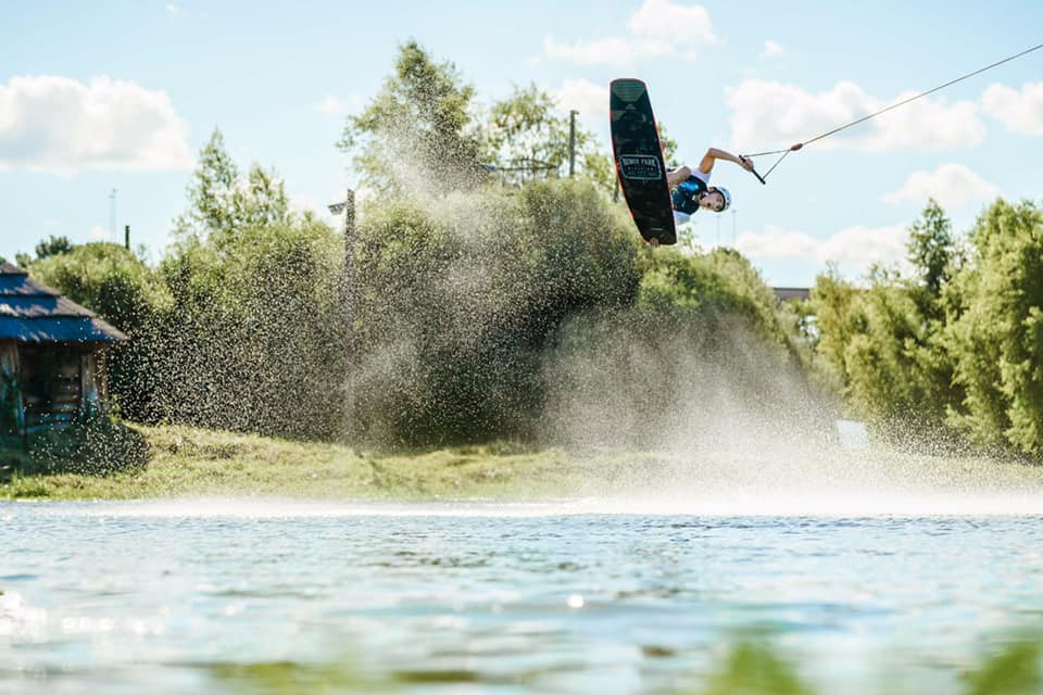 German shines as women's wakeboard qualification takes place at IWWF World Cable Wakeboard and Wakeskate Championships