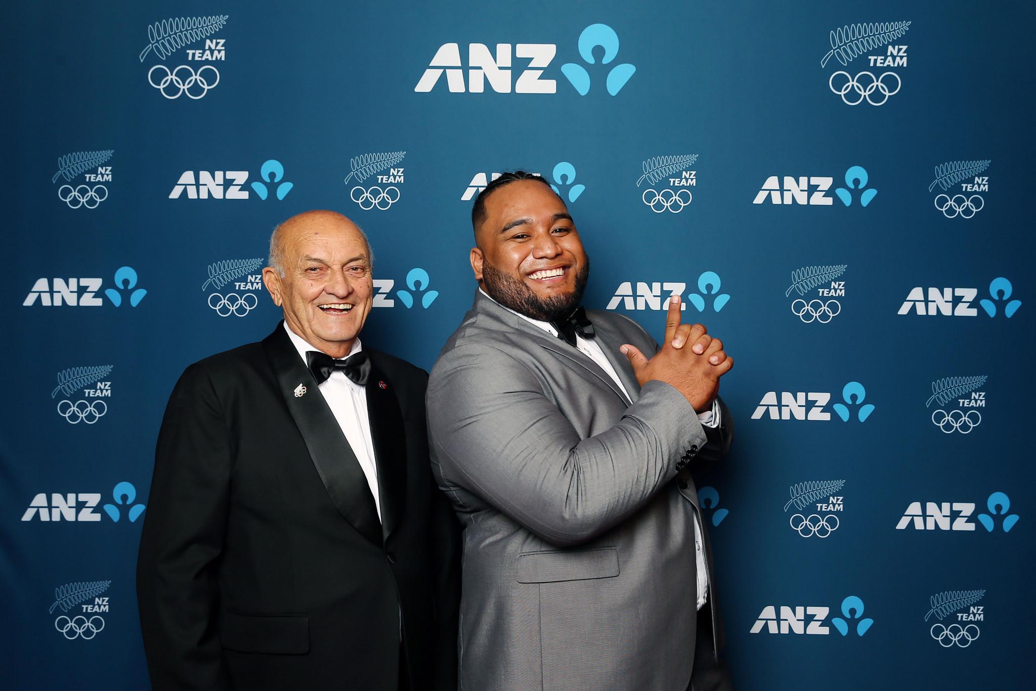 Sir Owen Glenn Olympic Legacy fund formally established with ceremony at NZOC Olympic House