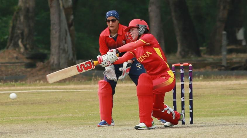 China thrashed Kuwait by nine wickets to continue their revival at the tournament ©ICC