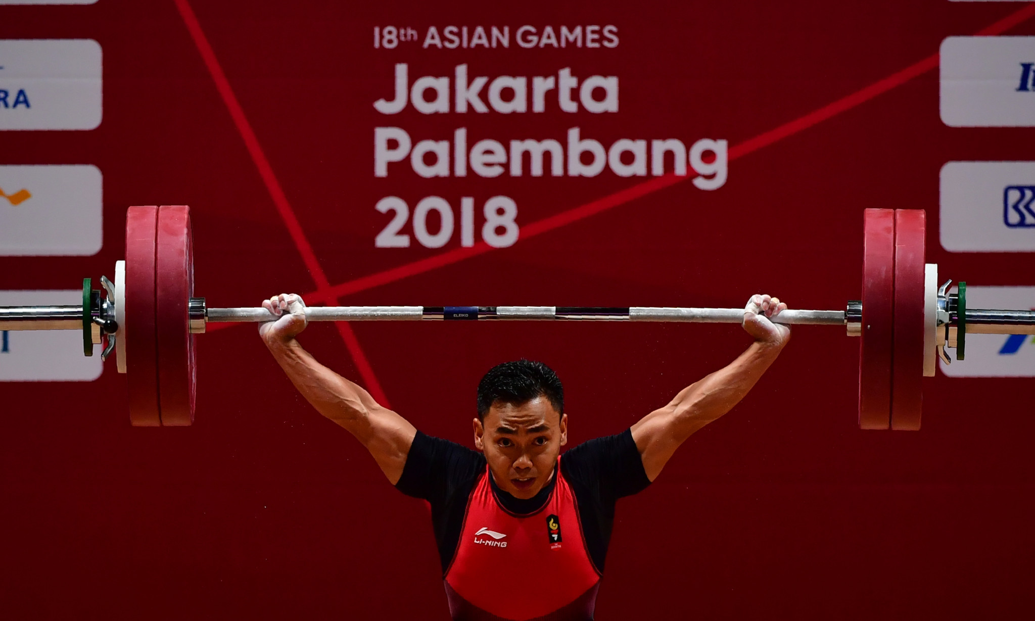World champion Eko Yuli Irawan of Indonesia is among the star athletes set to compete in Fuzhou ©Getty Images