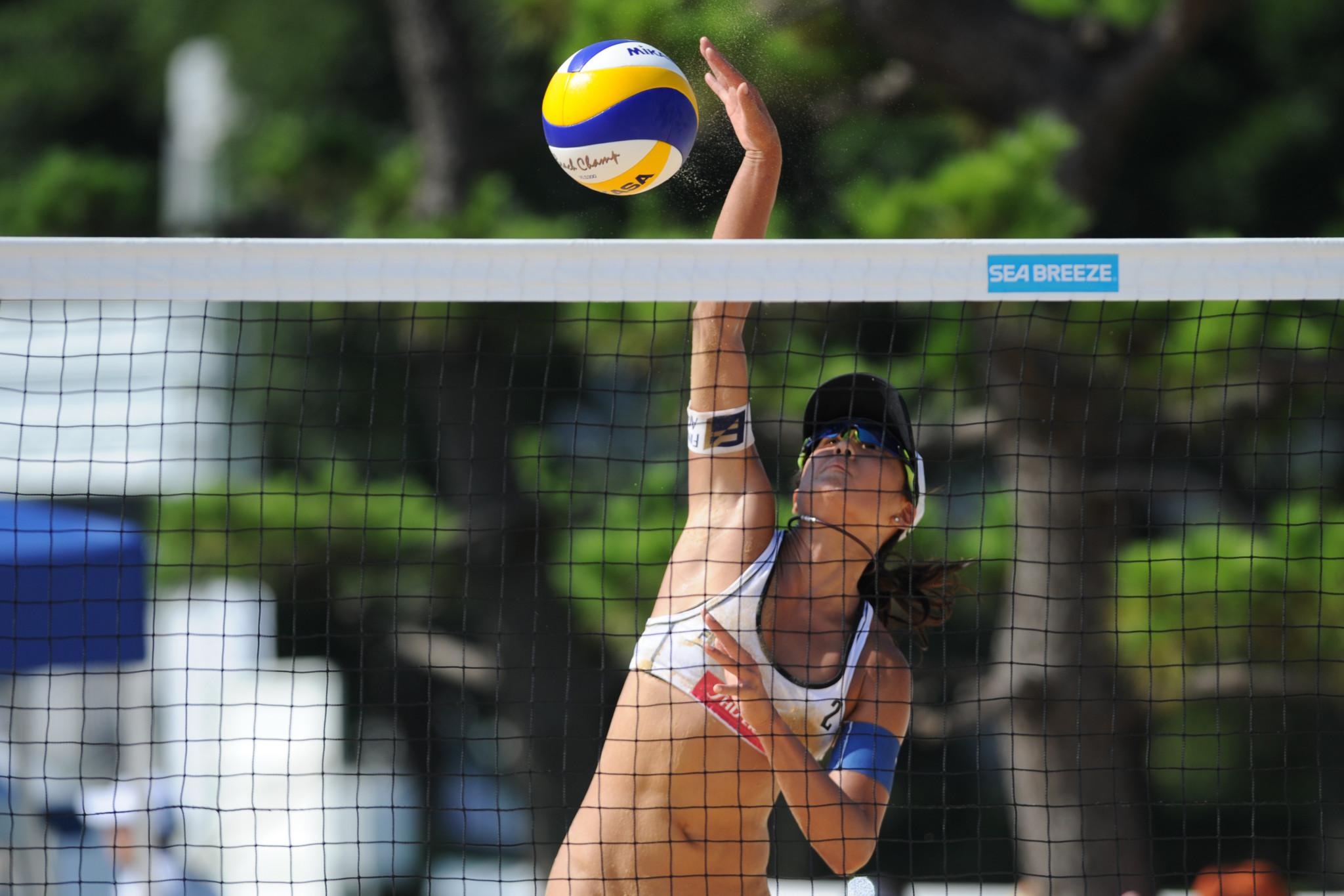 Japan's Sakurako Fujii, pictured, and Minori Kumada are through to the main draw ©Getty Images