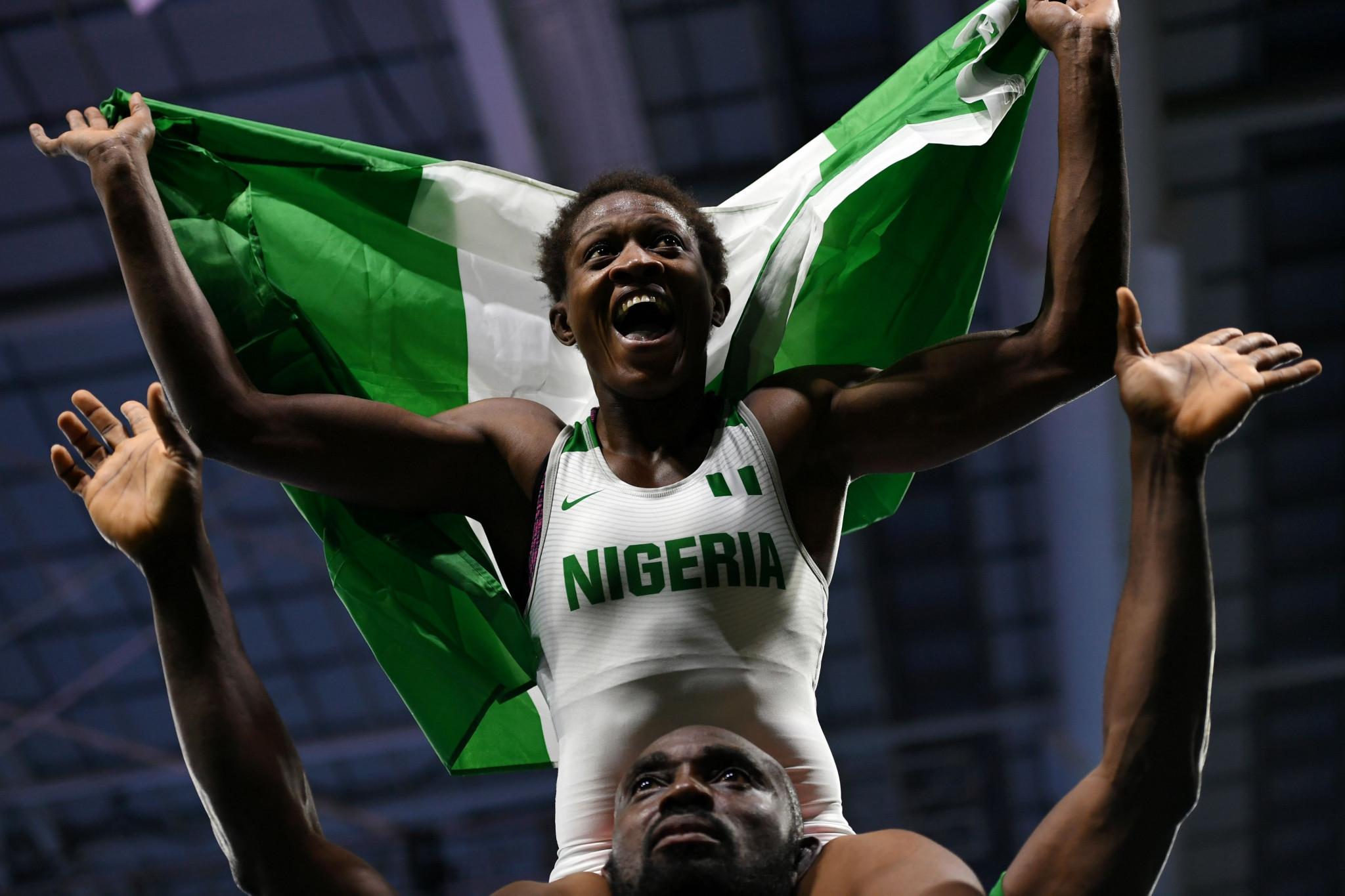 Nigeria's Odunayo Adekuoroye will be vying for glory in Dormagen ©Getty Images
