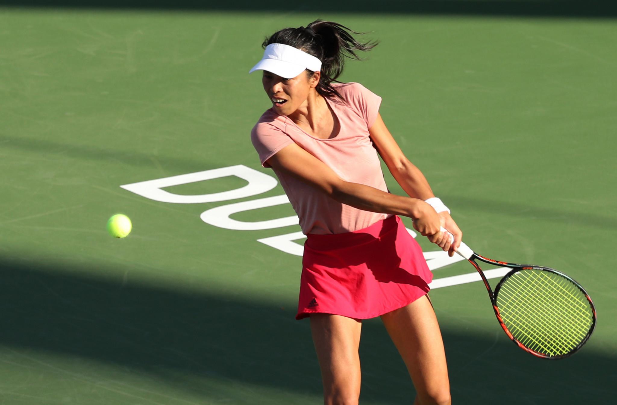 Hsieh continues superb run to reach semi-finals at Dubai Tennis Championships