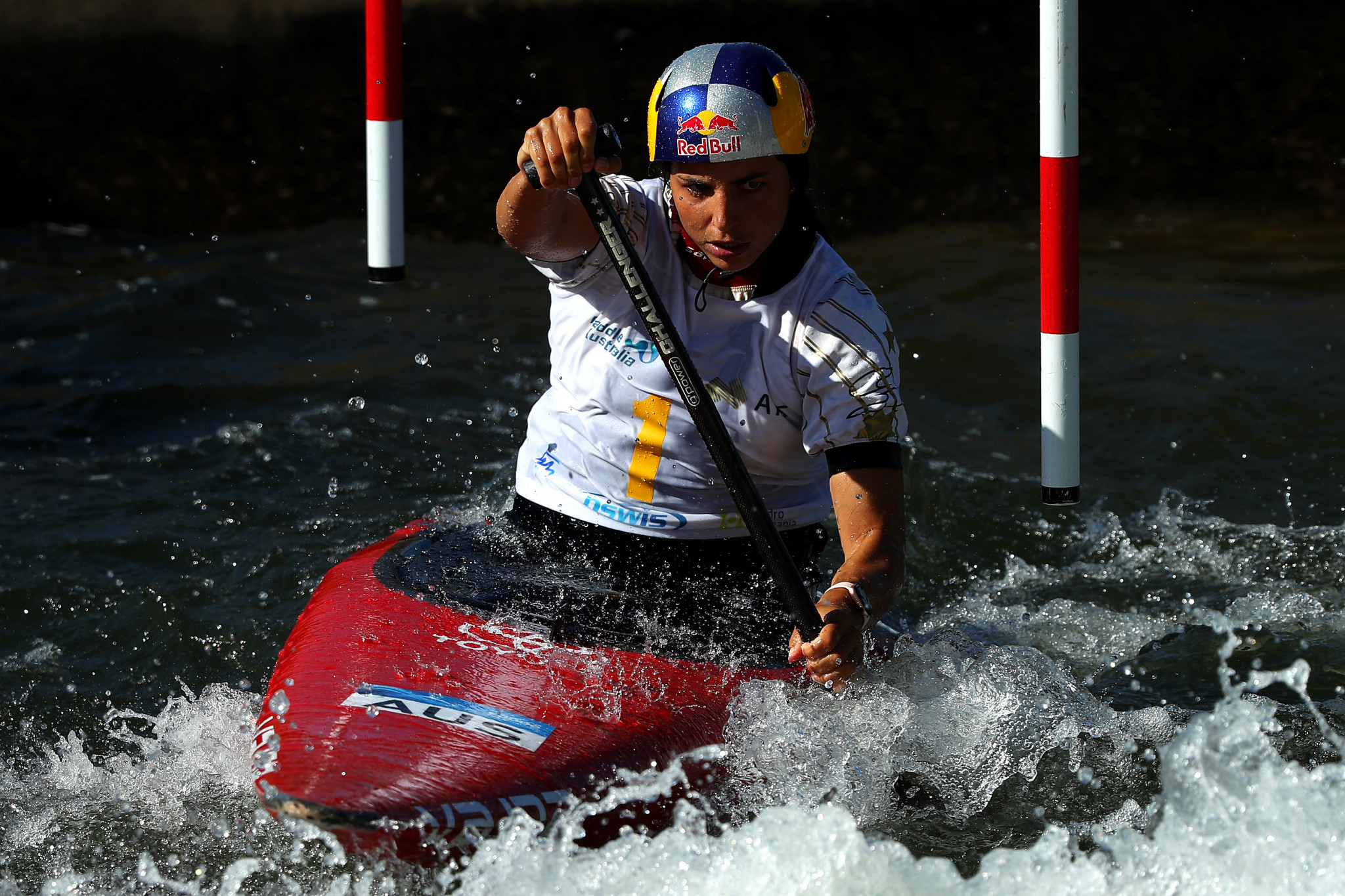 Top  line-up set to feature at 2019 Oceania Canoe Slalom Championships
