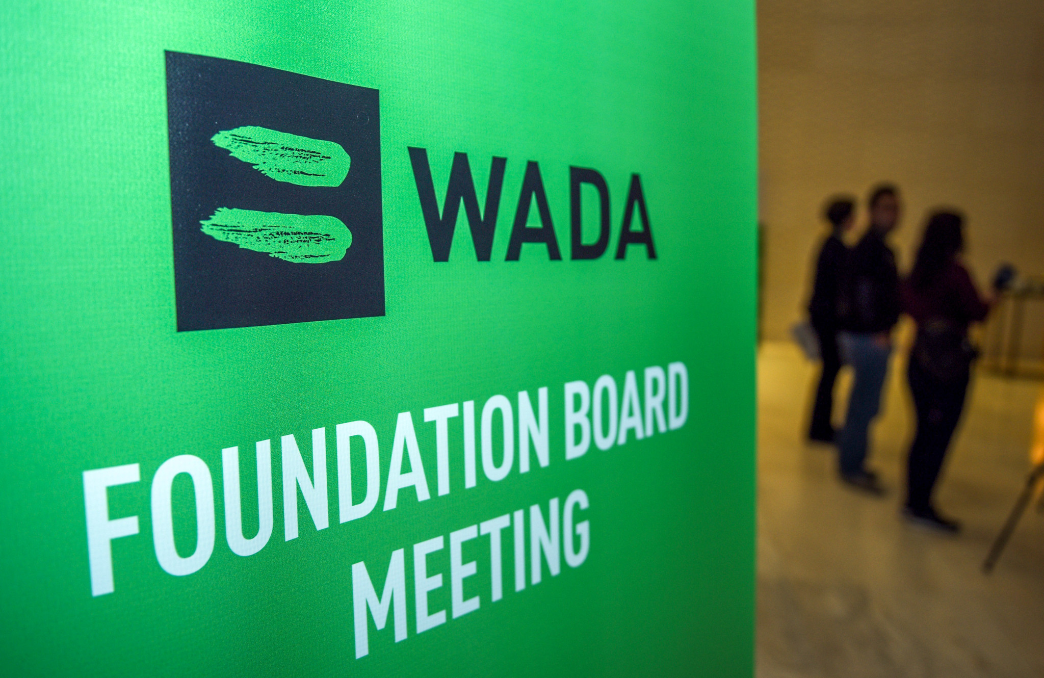 WADA announced Nigeria had been declared non-compliant at its Foundation Board meeting in Baku in November ©Getty Images