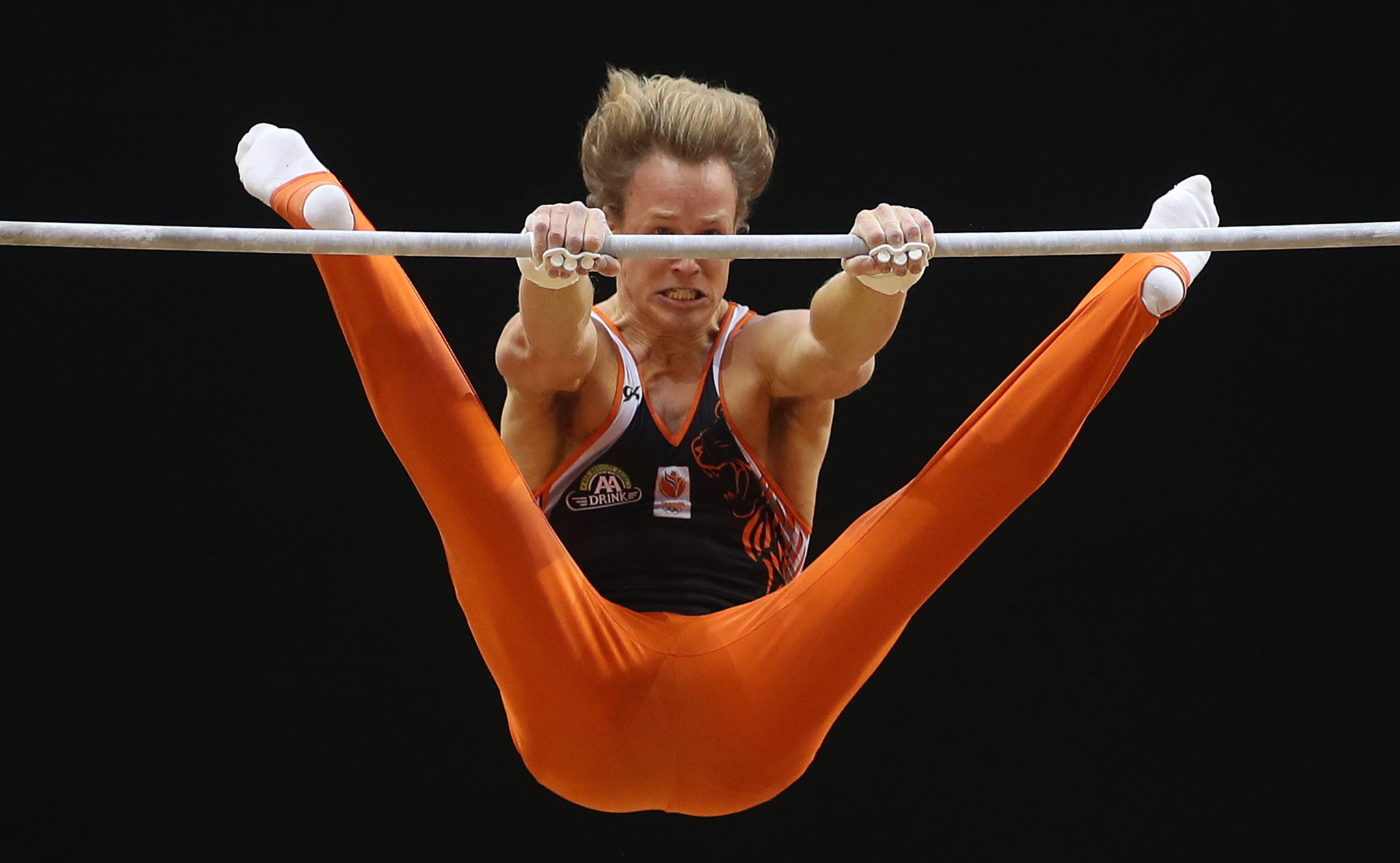 Reigning world high bar champion Epke Zonderland squeezed through to the final in eighth place ©Getty Images
