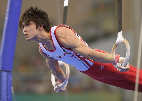 Uchimura aiming to continue dominance at Artistic Gymnastics World Championships