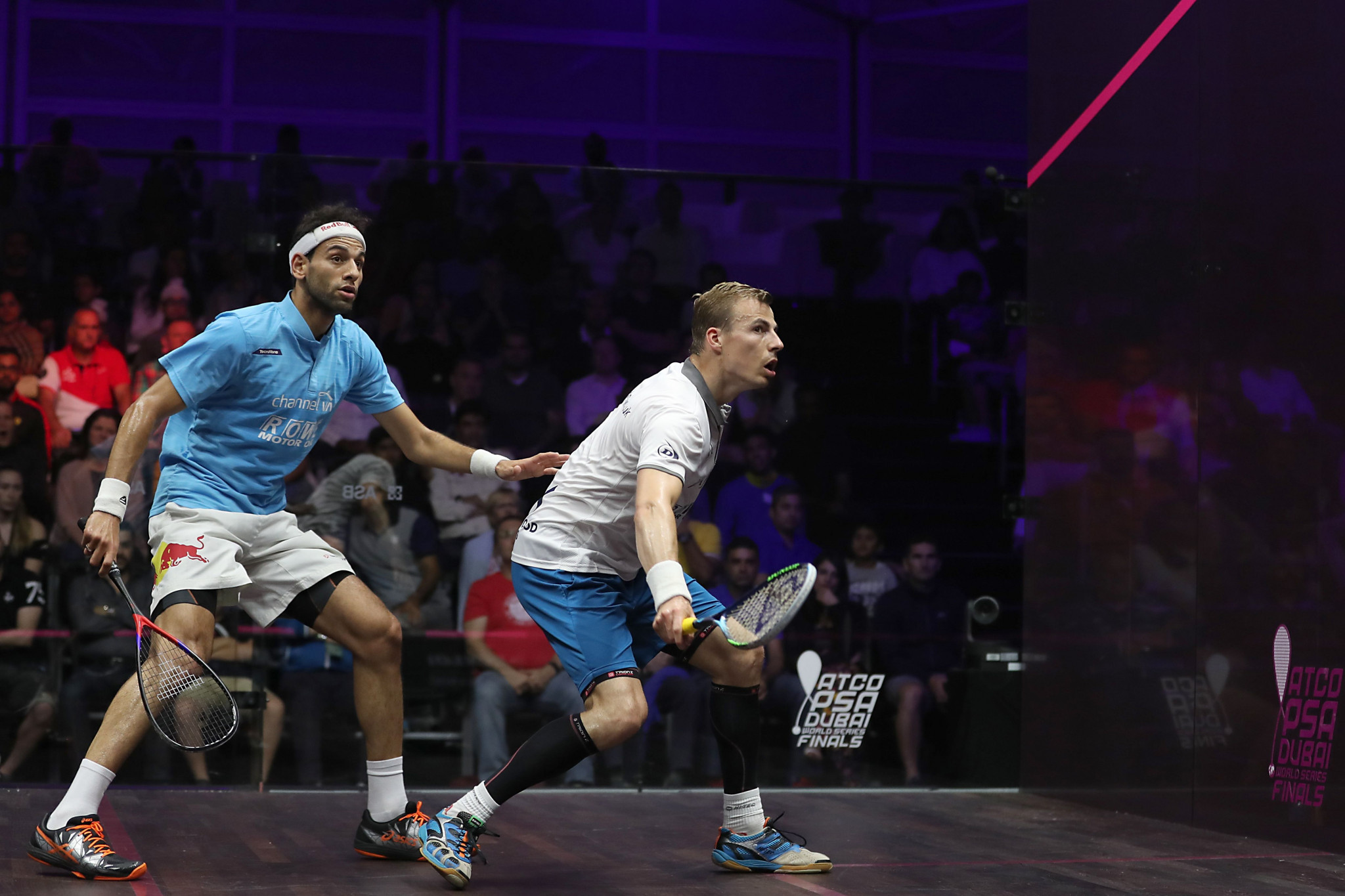 Squash community reacts with anger at Paris 2024 snub as players prepare for PSA World Championships