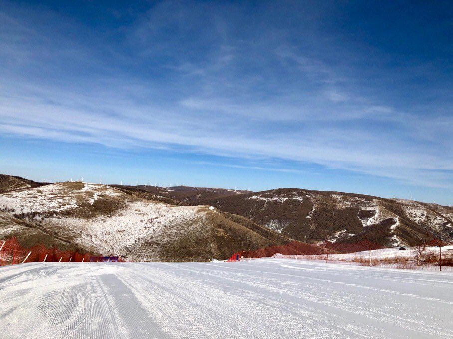 FIS Alpine Snowboard World Cup set to begin at Beijing 2022 Winter Olympic venue