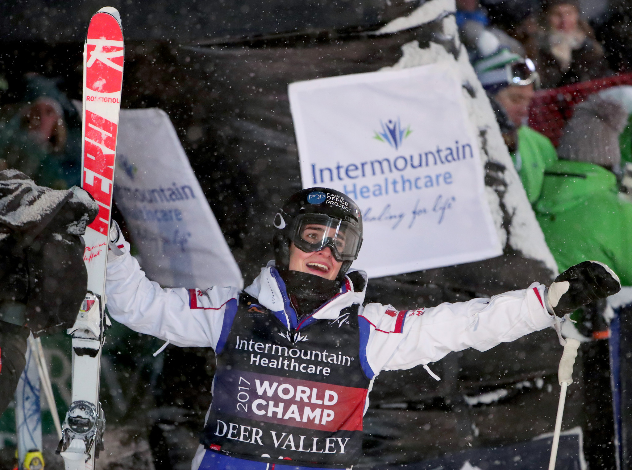 World champions look to continue form at FIS Freestyle Skiing World Cup moguls and aerials events