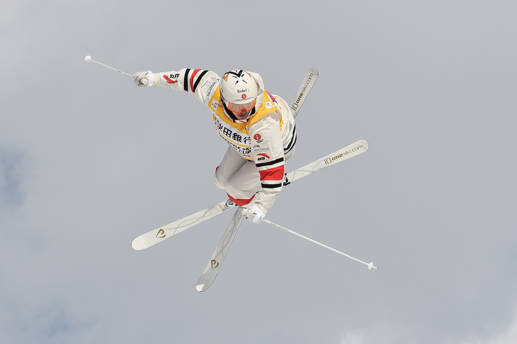 Kingsbury and Laffont extend Moguls World Cup leads with success in Japan