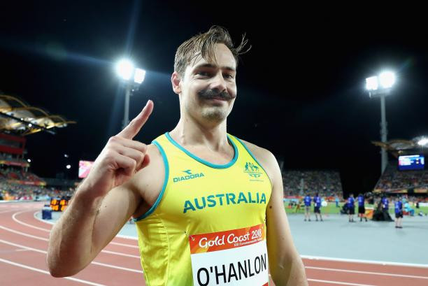 Australia's Evan O'Hanlon has returned from retirement to compete at the World Para Athletics Grand Prix event in Dubai ©World Para Athletics