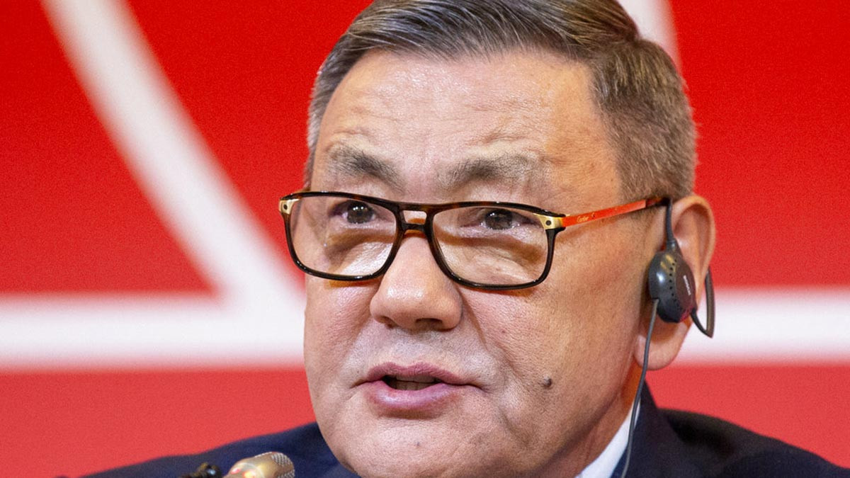 Gafur Rakhimov's path to returning as AIBA President has been made more difficult by the Executive Committee ©AIBA