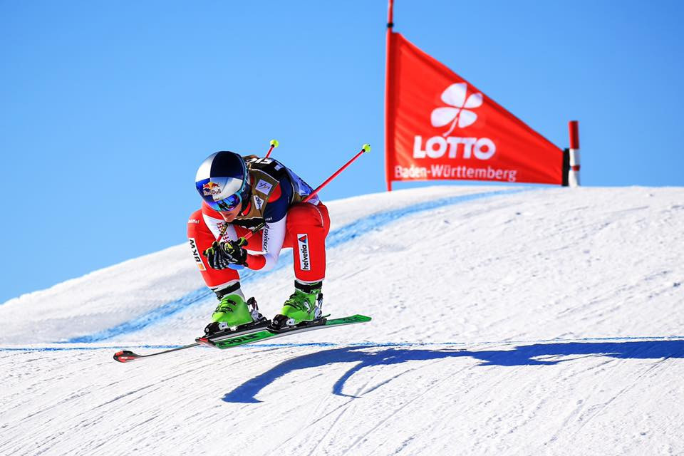 Smith earns record 27th win in FIS Ski Cross World Cup at Idre Fjäll