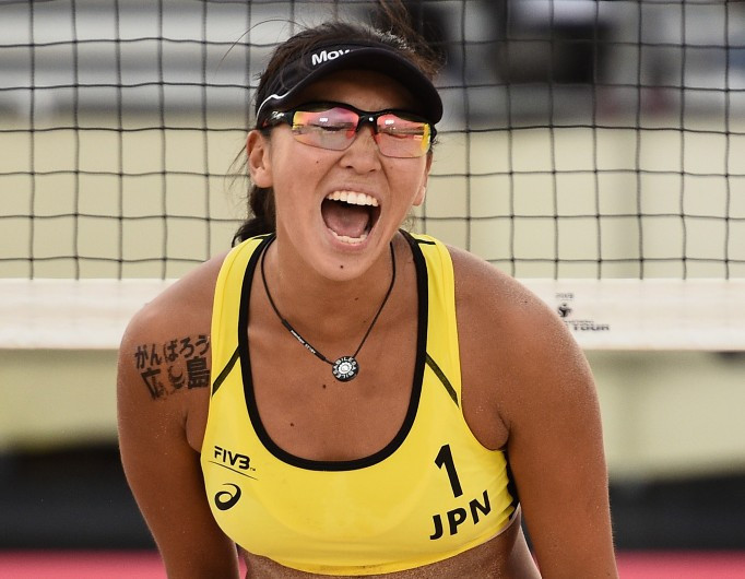 Chiyo and Sakaguchi defeat top seeds en-route to semi-finals of FIVB Beach World Tour event in Phnom Penh