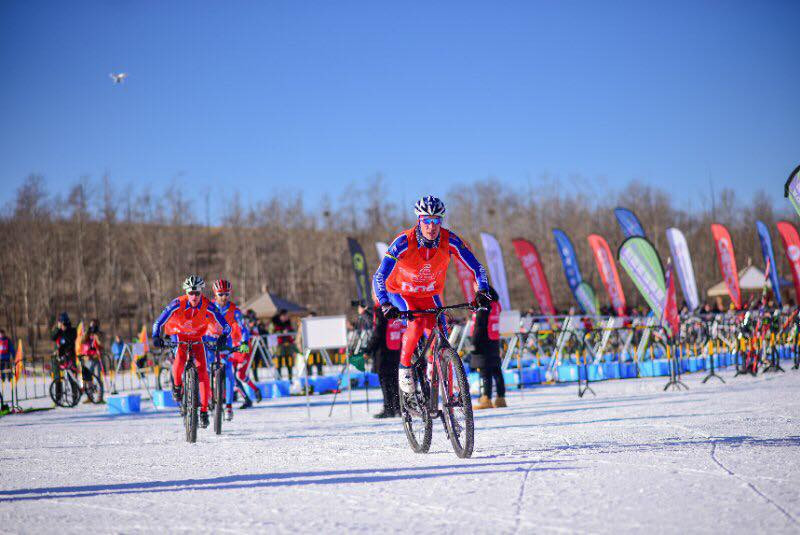 Six-time winner Andreev loses title to Bregeda at ETU Winter Triathlon European Championships