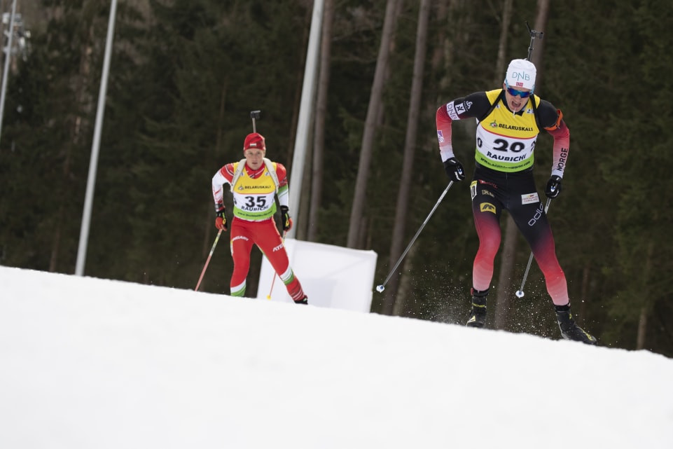Bø and Brorsson earn sprint spoils at IBU Open European Championships