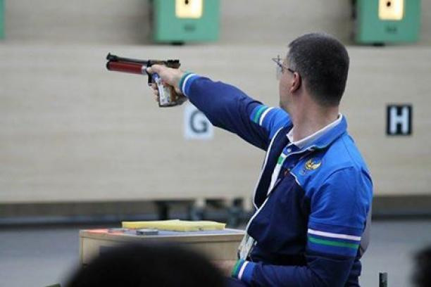 Uzbekistan's Ibragimov takes gold at World Shooting Para Sport World Cup in Al Ain