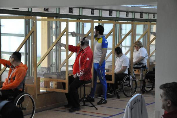 Today's action concluded the World Shooting Para Sport World Cup at the Al Ain Equestrian, Shooting and Golf Club ©IPC