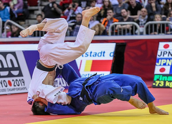 Ono beats former high school team-mate to gold as Japanese domination goes on at IJF Düsseldorf Grand Slam
