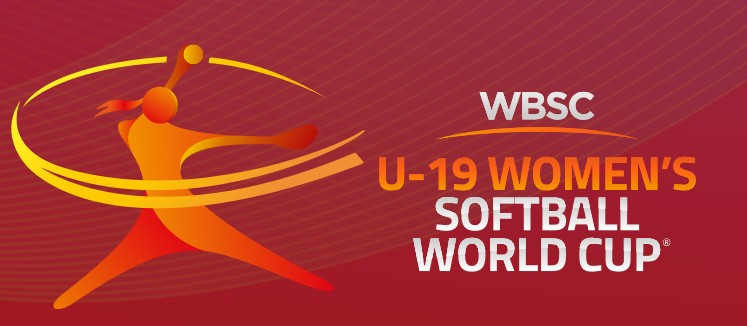 WBSC unveil logo of Under-19 Women's Softball World Cup
