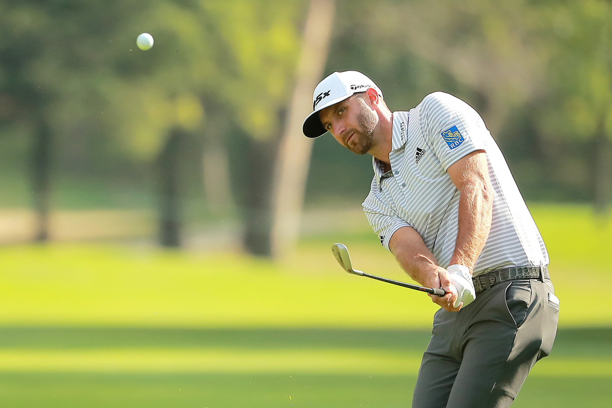 Johnson moves in front of McIlroy by four strokes at WGC-Mexico Championship