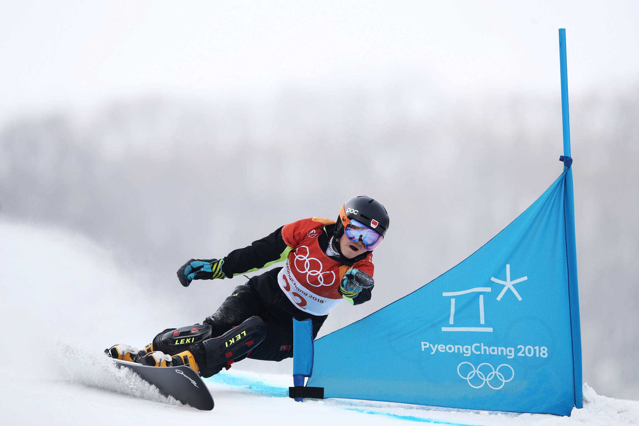 Gong hands hosts early Beijing 2022 boost with maiden FIS Alpine Snowboard World Cup victory in Chongli