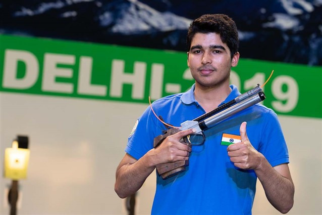 Two more world records as ISSF New Delhi World Cup continues
