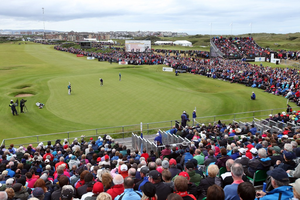 Royal Portrush Golf Club will stage the 2019 Open Championship ©Getty Images