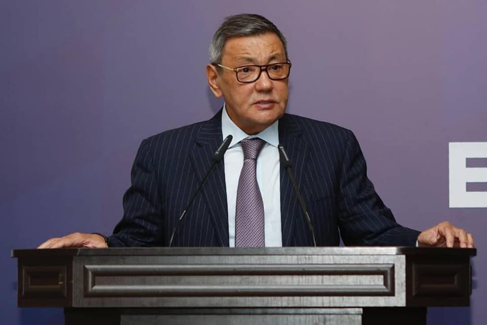 "Rakhimov welcomes ""unwavering"" European support for AIBA after continent pledges allegiance"