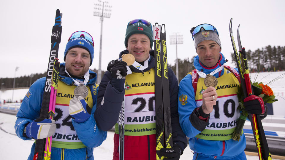 Two golds in two days for elder Bø at IBU Open European Championships
