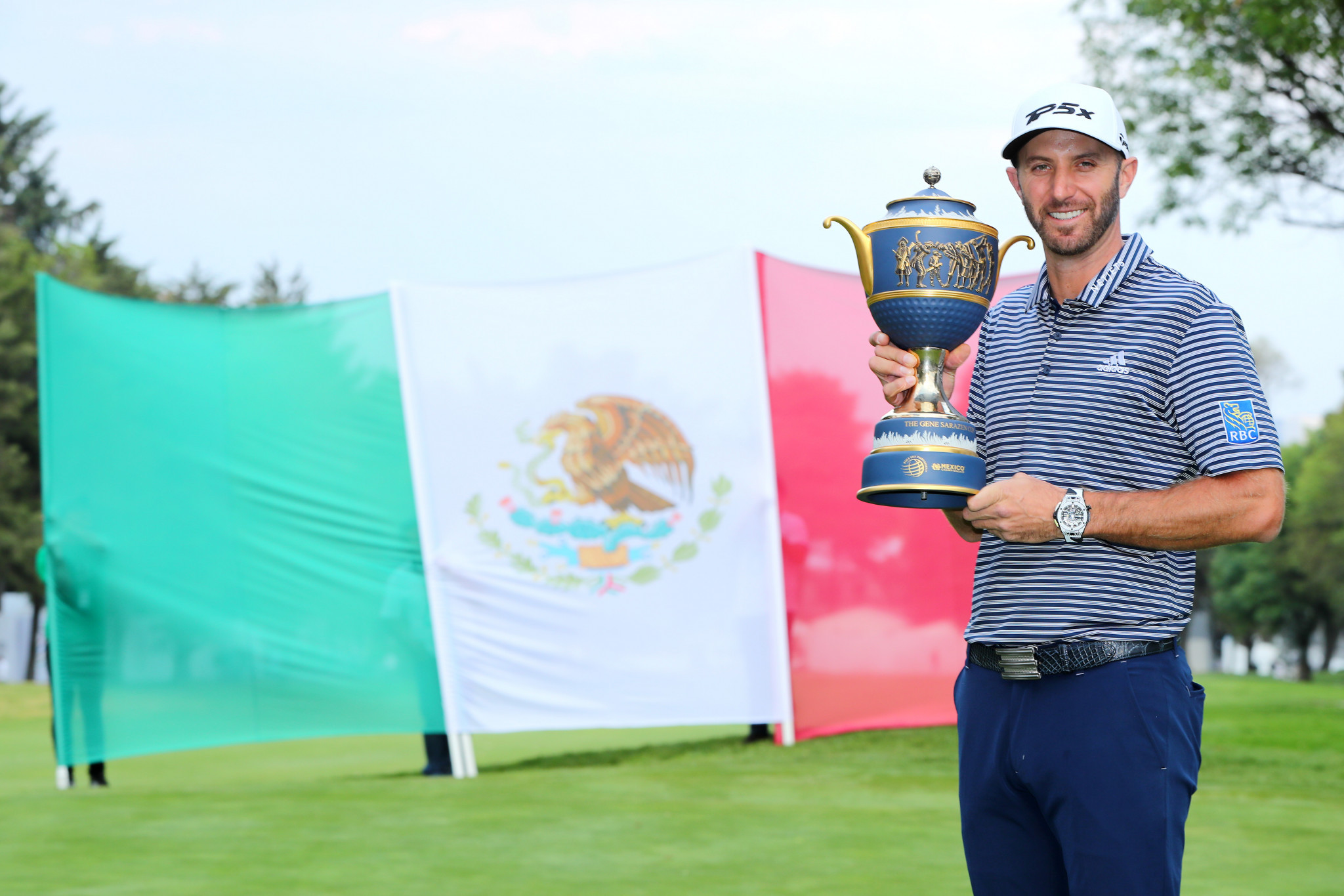 Johnson secures 20th PGA Tour title with victory at WGC-Mexico Championship