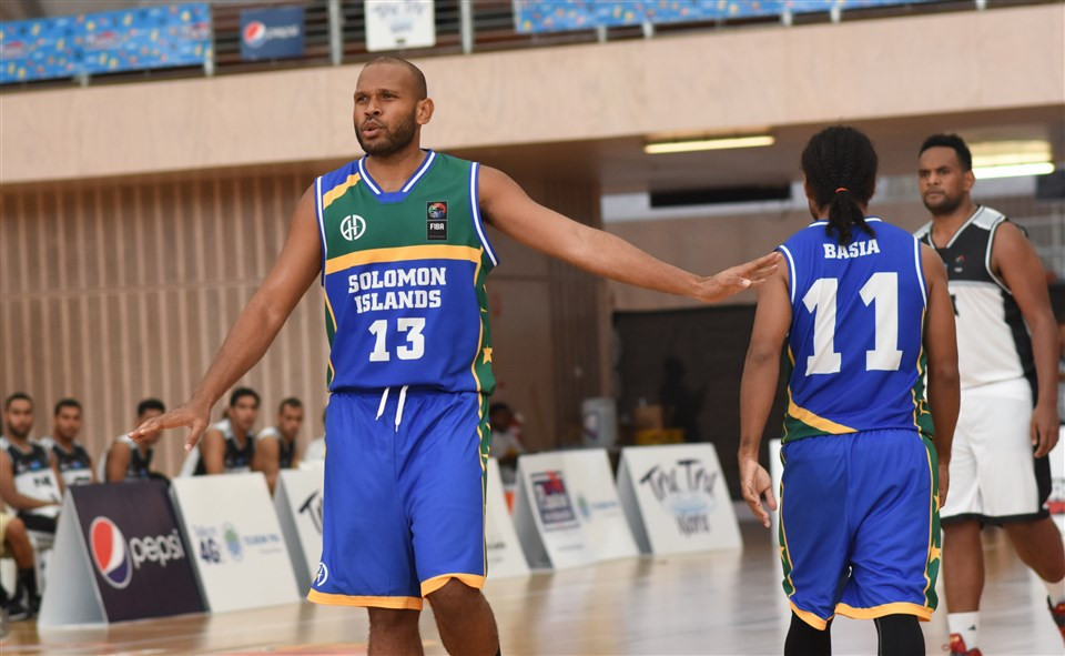 Solomon Islands given wildcard entry for men's basketball tournament at Pacific Games