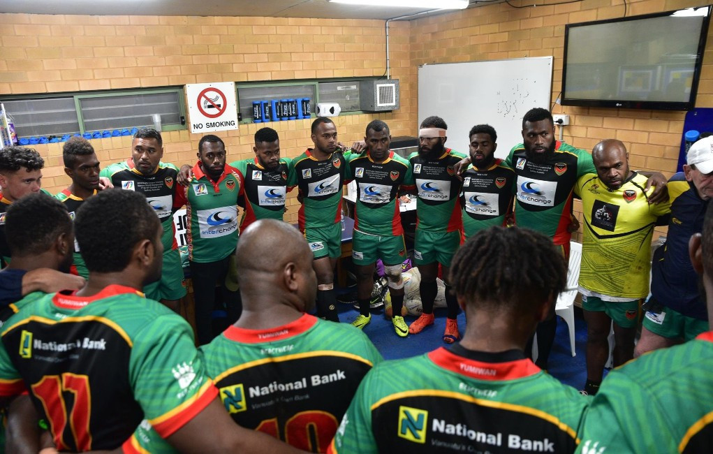 Vanuatu's rugby league side say they have