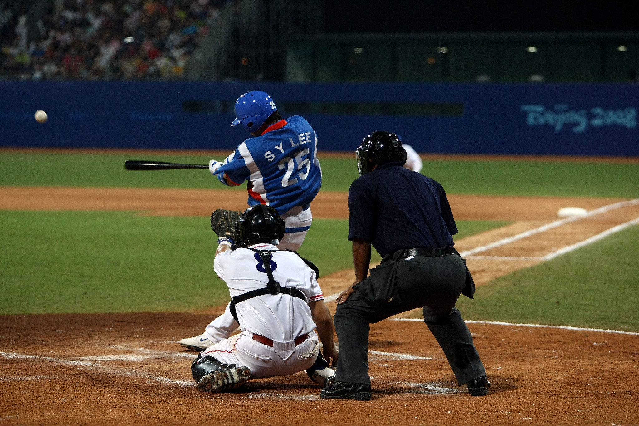 Baseball has not featured on the Olympic Games programme since Beijing 2008 but is set to return for Tokyo 2020 ©Getty Images