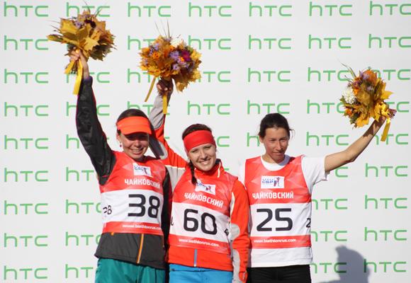 Russian biathlete Vasilyeva facing ban after missing three drugs tests in 10 months