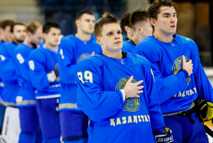 Ice hockey training begins in Krasnoyarsk before Winter Universiade